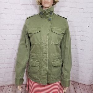 Madewell Army Green outbound jacket